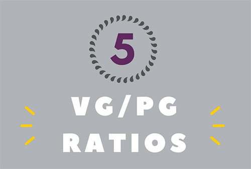 What is VG/PG, and Do the Ratios Matter?